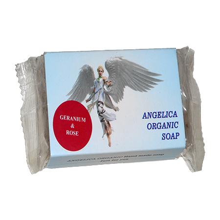 Angelica Natural Organic Soap - Sweeney Todd Razors